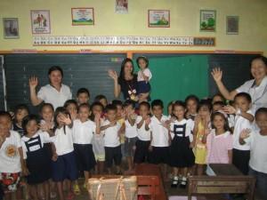 Sheryl Lynn Foundation Leyte