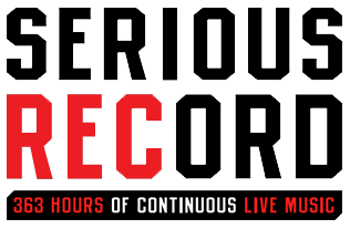 Serious Record 2013 3FM