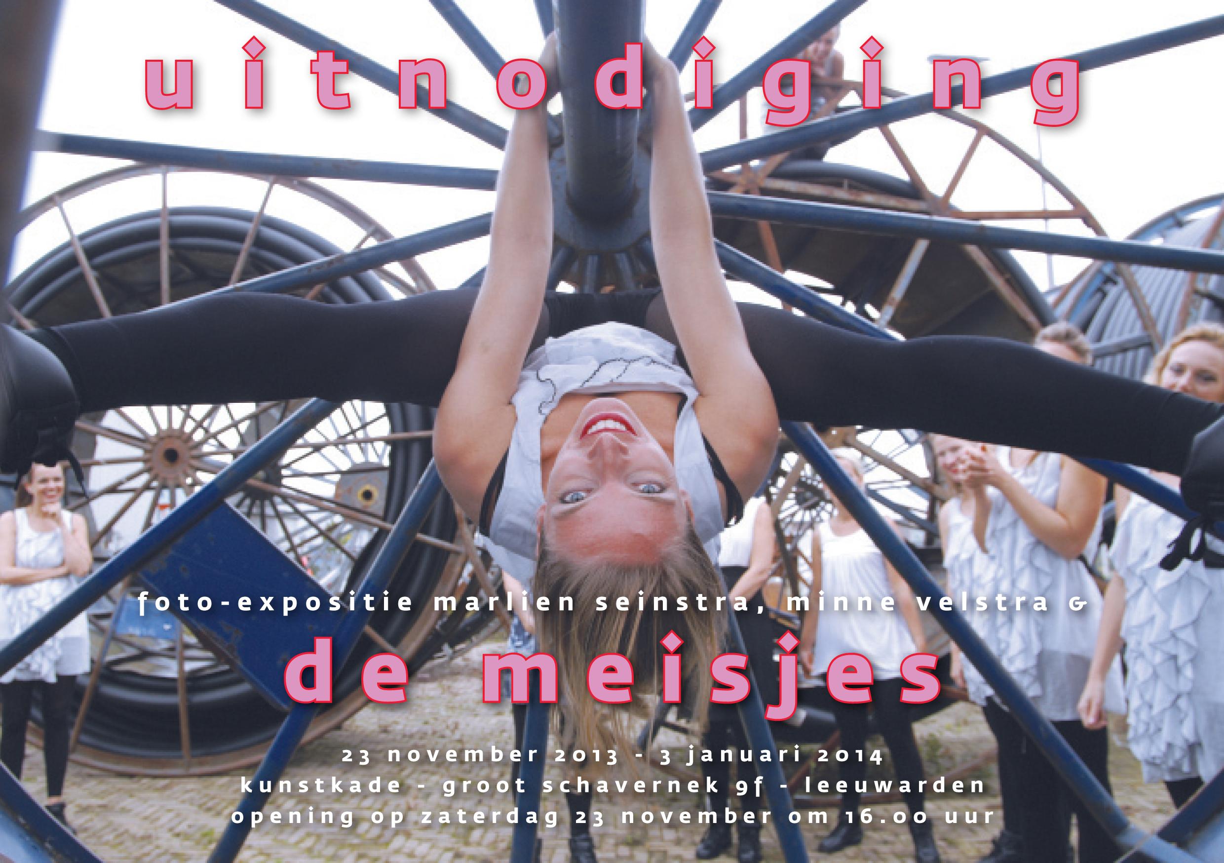 Expositie De Meisjes Kunstkade