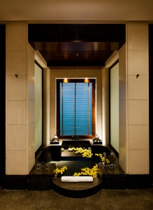 The bathtub, Chedi