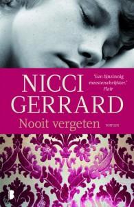 Nicci Gerrard