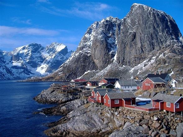 Wonderschoon Noorwegen