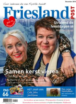 Friesland Post | Stralend de feestdagen in (coverstory)