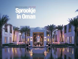 Reisverslag: Sprookje in Oman