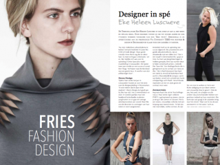 Friesland Post: Fries Fashion Design, pt. 1