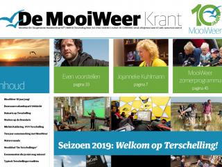 Mooi Weer krant 2019